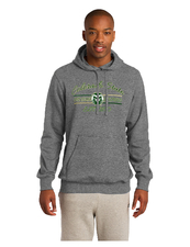 CSU Rams Grey Foco C State Hoodie